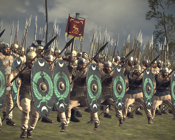 The Auxilia of the Roman Army – Digital Maps of the Ancient World