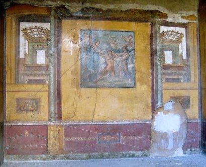House of the Vettii, Pompeii.