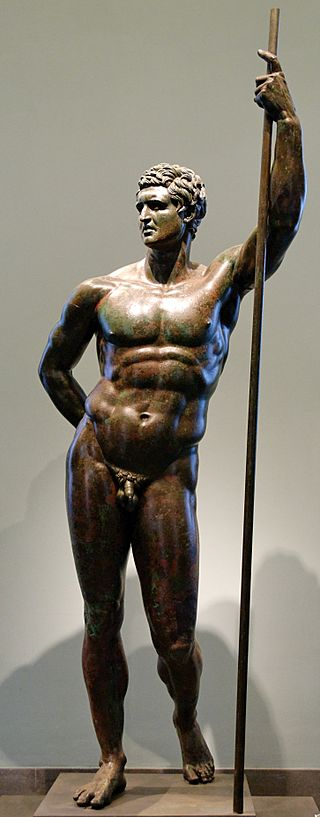 Hellenistic prince, 2nd c. BC.
