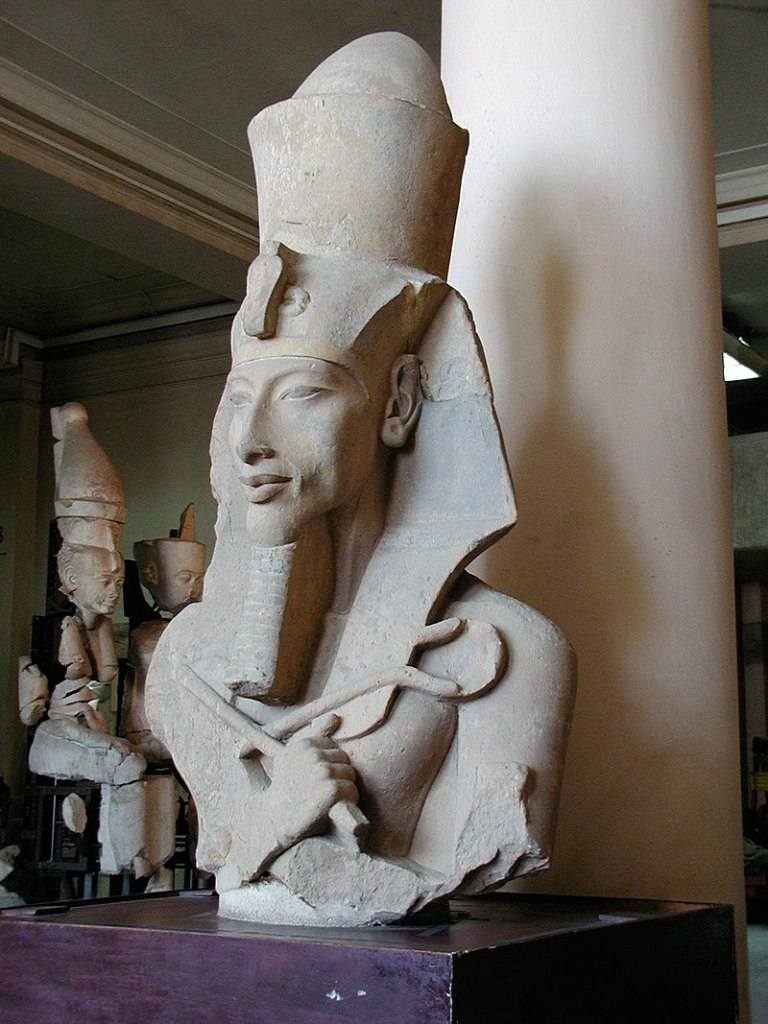 Akhenaten. Egyptian Museum, Cairo.
