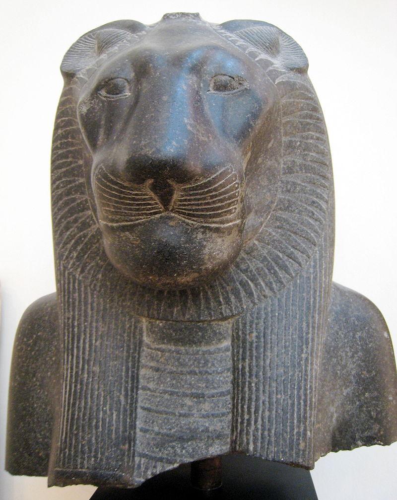Sekhmet. National Museum, Copenhagen.