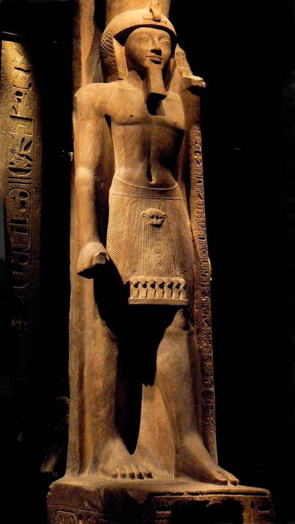 Seti II. Egyptian Museum, Turin.