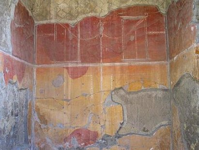 House of the Relief of Telephus, Herculaneum.