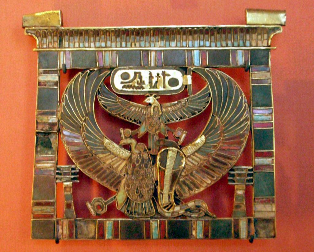 Pectoral of Ramses II.